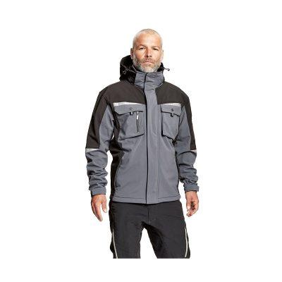 Allyn softshell jakna s kapuljačom
