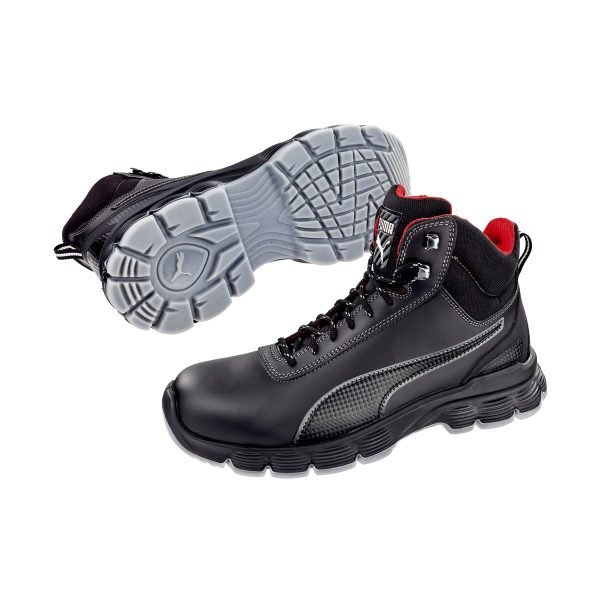 Condor Black Mid PUMA cipele