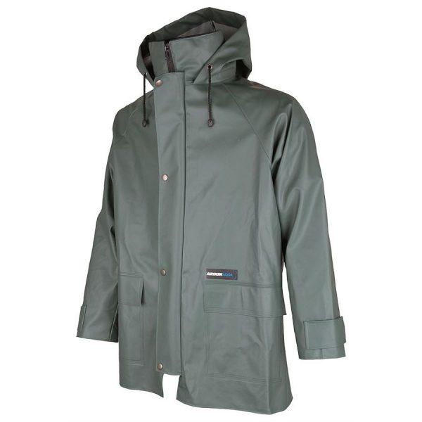 Ardon Aqua zelena kišna jakna
