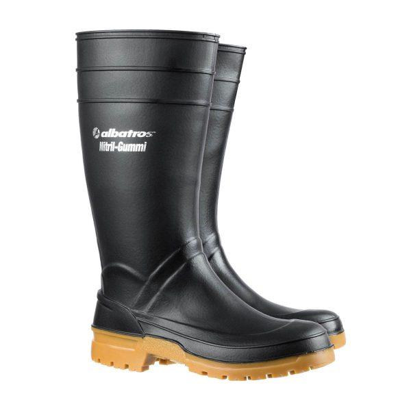 Guardian High Black čizme