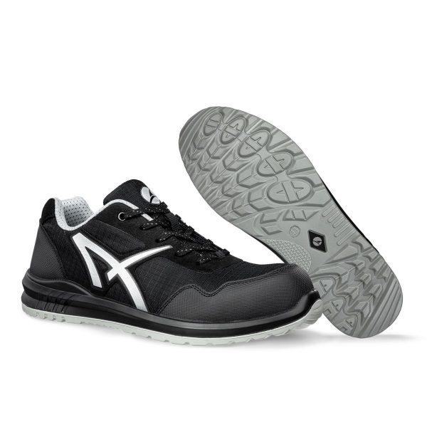 Drifter Black radne cipele